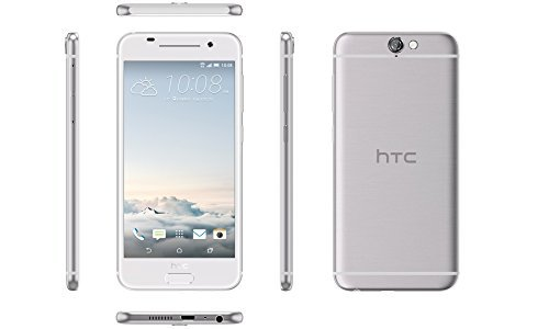 HTC One A9 16GB Opal Silver, Unlocked International Version, No Warranty
