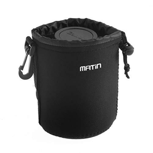 Promotion taille l'eau imperméable en Matin lentille environ boucle le entier 3mm de à noir Noir XL douce néoprène M monde sac dans couleur caméra d'épaisseur pochette néoprène cas ceinture q4ZqwXOBn