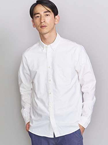[ビューティ&ユース] BY ソフト オックスフォード ボタンダウン スリムシャツ -MADE IN JAPAN- 12112187569 メンズ