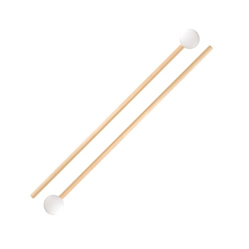 (Promark Performer Series PSX50R Unwrapped Rattan Soft Mallet)