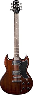 Jay Turser 50 Series Jt-50-wa Electric Guitar, Walnut
