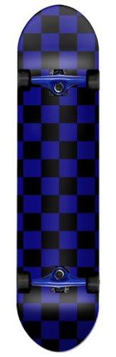Checker Complete Skateboard 7.5