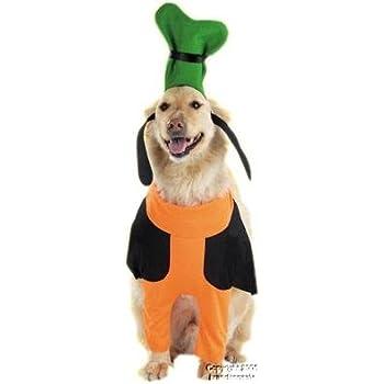 Amazon.com : Pet Goofy Dog Halloween Costume (Size: Medium) : Pet ...