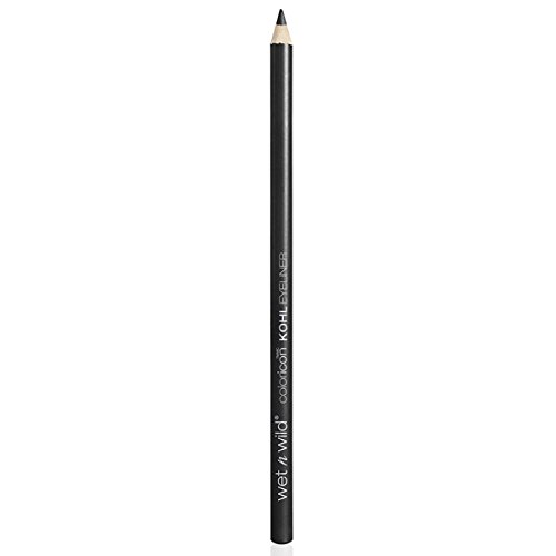 Wnw Eyelnr 601a Pencil Bl Size 0.04o Wet & Wild Color Icon Kohl Eyeliner Pencil 601a Black Black 0.04oz - 0.04 Ounce Eyeliner Pencil