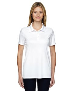 Hanes Women's Cool Dri Sportshirt, Small, White (Work Rest And Play Plus Size Clothing)