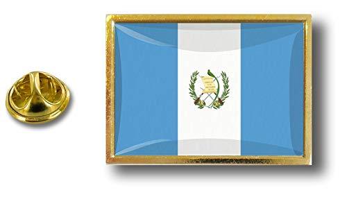 Pins Bandera Badge Mariposa Guatemala Guatemalteque Akacha Pin Clip Pin Metal 4x4Hqw