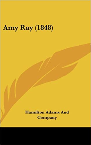 Book Amy Ray (1848)