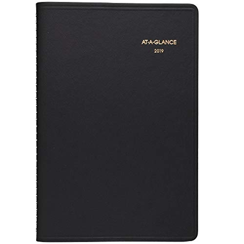 at a glance 2018 2019 academic year daily appointment book planner