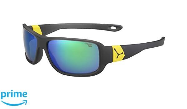 Cébé Scrat Gafas de Sol, Unisex niños, Matt Grey/Yellow ...
