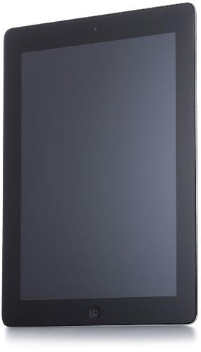 Apple iPad 2 MC769LL/A Tablet (iOS 7,16GB, WiFi) Black 2nd Generation