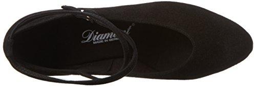 black 075 Zapatos Tanzschuhe Negro Bk2 Damen para de Black Diamant 001 Mujer Tacón 068 Z7wXq