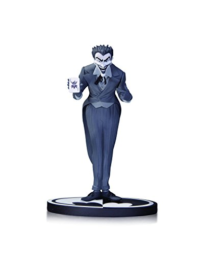 DC Collectibles Batman: Black and White: The Joker by Dick Sprang Statue
