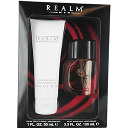 Ginger Mandarin After Shave - Realm Gift Set Realm By Erox