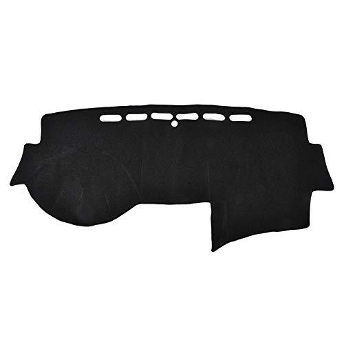 (ACUMSTE Dashmat Dash Mat Dashboard Cover Pad Sun Shade Fit for Honda Accord 2003-2007)