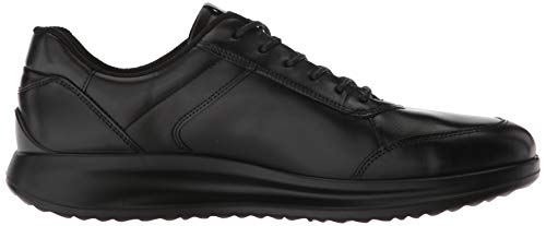 Oxford Sneaker Tie Men's Black Aquet ECCO t7xUwBq0Ta