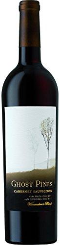 Ghost Pines by Louis M. Martini Winery Cabernet Sauvignon 2011/2012 Trocken (1 x 0.75 l)