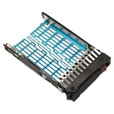 Hard Drive Tray Caddy for HP Proliant DL360 G4p DL360 G5 DL365 DL380 G4 DL380 G5 DL385 G2 Replacement for HP Compaq 378343-002