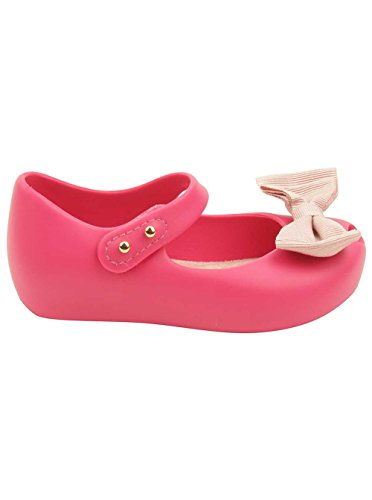 Mini Melissa Ultragirl Sweet Flats in Pink