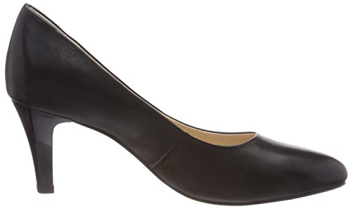 Pumps Footwear Caprice WoMen 22 Nappa Black 22412 Black qFawO