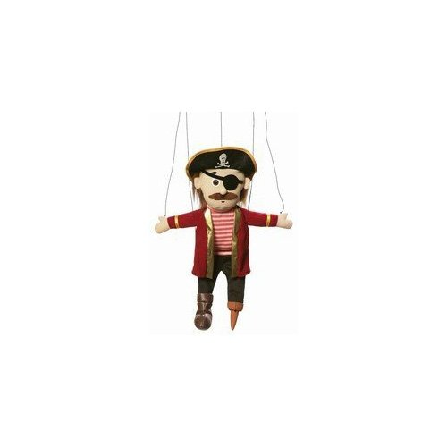 Silly Pirate Marionette Silly Puppets