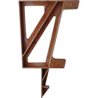 [2x4 Basics Dekmate Bench Brackets -2-Pk., Model# 90176MI] (Deck Bench Brackets)