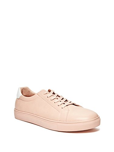G Av Guess Herre Faux-skinn Lav-top Sneakers Spree