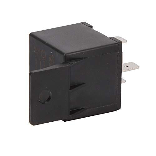 Oranges Autoparts 5x12v SPDT Relay 30A//40A Automotive Relay For Car Van Motorbike Truck Motorcycle Boat 5Pcs