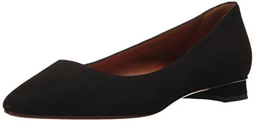 Aquatalia Women's Perla B06X18T9TM Suede Ballet Flat B06X18T9TM Perla Shoes 9c0c12