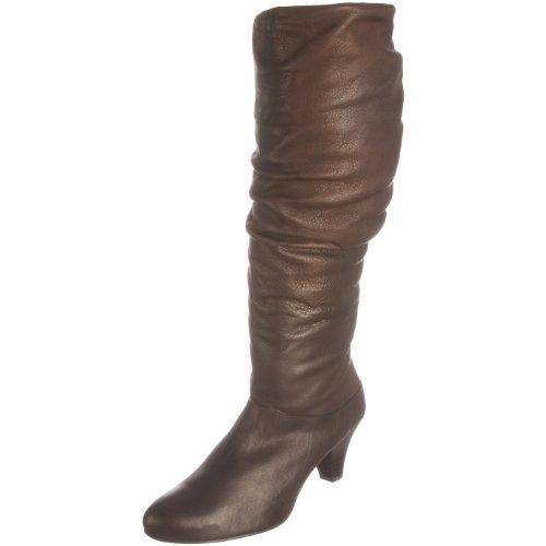 Jane Donna Shilton Marrone marrone Triple 64640 Stivali qrCITHq