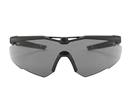 8d724b4f4b Amazon.com   Revision Stingerhawk Military Eye wear Kit With Black Frame  Pack of Clear and Smoke Lens   Sports   Outdoors