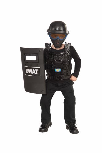 Kids Swat Helmet - 8