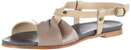 LiliMill Women's Barbie Sling Back Sandals Grey (Talpa Tal) Vg7mDcWXx