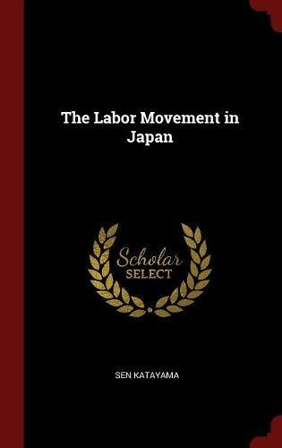 Download The Labor Movement in Japan pdf