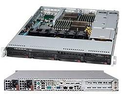 Supermicro A+ Server AS-1022G-URF - SC815TQ-R700UB - Rack-mountable - Ethernet