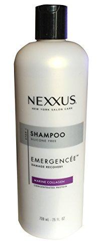 Nexxus Emergencee Damage Recovery Shampoo/Silicone Free 25 oz by Nexxus