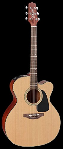 Takamine Pro Series 1 P1JC Jumbo Body Acoustic Electric Guitar with Case