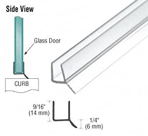 Mm Glass Door Bulb Seal