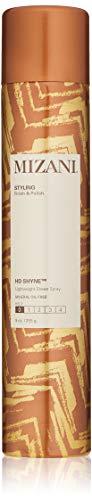 MIZANI Hd Shine Lightweight Hairspray, 9 oz ()