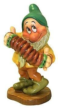 Snow White Wdcc Figurines: Bashful - Aw Shucks! 11k 410690
