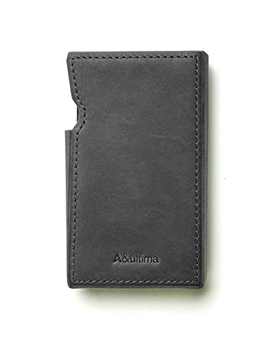 Astell&Kern A&Ultima SP1000M Leather Case, Elephant Gray