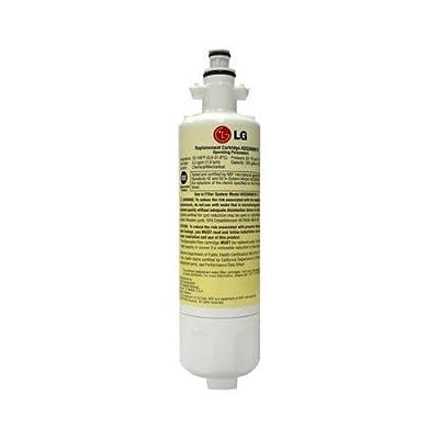 Qb Products LT700P Refrigerator Cartridge Water Filter, Premium, LG