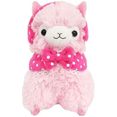 "Llama Girly Alpaca 18"" Prime Plush (Pink): Toys & Games"