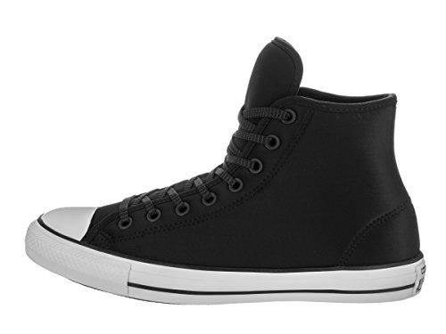 Converse All Star Hi - Zapatillas abotinadas Unisex adulto Negro