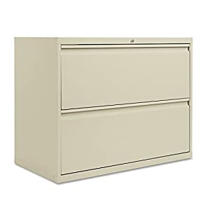 ALELF3629PY - Best Two-Drawer Lateral File Cabinet