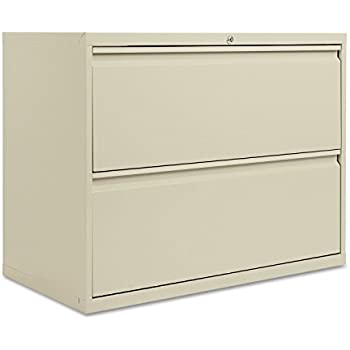 Attrayant Alera 2 Drawer Lateral File Cabinet, 36 Inch By 19 1/