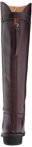 Burgundy Franco Brindley Women's Boot Equestrian Sarto Dark 0qwF8Zwzp
