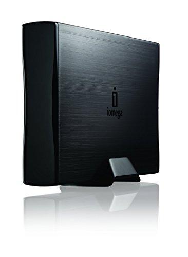 Iomega Prestige 1 TB USB 3.0/USB 2.0 Desktop Hard Drive (Iomega Usb External Hard Drive)