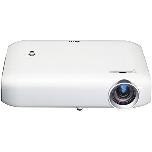 LG Electronics PW1000 LED Projector with Bluetooth Sound and Screen Share (2016 Model)