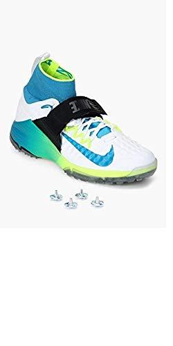 Nike Alpha Accelerate 3 White Cricket