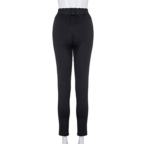 Elastici moda Maschi Pantaloni Pantaloni Sports Leggings per Fitness Athletic in Donna da Sport Running Nero Pants Gym donna Maglia allenamento Casual YanHoo Sportivi donna Yoga Pants vvqZ8rw